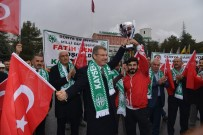 KAYSERİ ŞEKERSPOR - Şekerspor'un Yeni Hedefi Olimpiyatlarda Türk Bayrağını Göndere Çektirmek