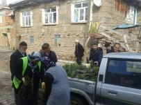 Seydişehir Belediyesi'nden 21 Bin 600 Adet Fidan Dağıtımı