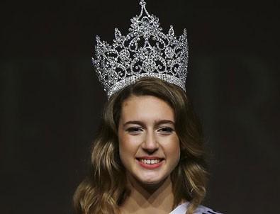 Tacı geri alınan güzellik kraliçesi ifade verdi
