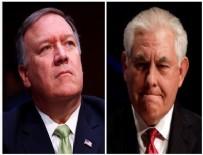 NEW YORK TIMES - Tillerson yerine CIA Direktörü'nün adı geçiyor