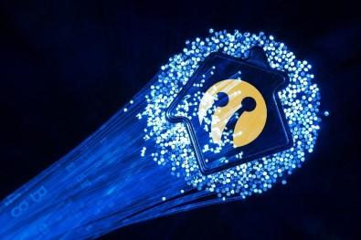 Turkcell 10 Gbps'lik fiberi evlere getiriyor