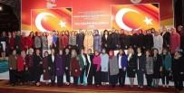 GÖNÜL ELÇİLERİ - Vali Bilmez'in Eşi Meral Bilmez, İzmir'de Gönül Elçileri Buluşmasına Katıldı