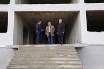 DİN EĞİTİMİ - Vali, Evliya Çelebi Eğitim Merkezi Müdürlüğü'nün Yeni Hizmet Binasını İnceledi