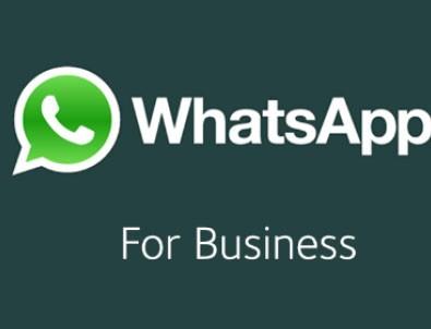 WhatsApp Business sürümü çıktı