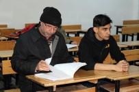 TÜRKÇE ÖĞRETMENI - Yozgat'ta Mülteciler Türkçe Öğreniyor
