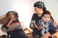 BEYİN TÜMÖRÜ - Yürek Burkan Yaşama Vatandaşlar Duyarsız Kalmadı