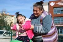 TAKSIM - Yüzde 96 Engeli Bulunan Elif Bebek Uzanacak Yardım Elini Bekliyor