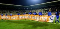 EMANUEL - Ziraat Türkiye Kupası Açıklaması BB Erzurumspor Açıklaması 0 - Trabzonspor Açıklaması 2 (İlk Yarı)
