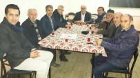 BILECIK MERKEZ - AK Parti Merkez İlçe Teşkilatından Ziyaretler