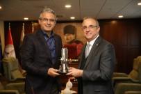 MEHMET ÖZER - AK Partili Vekil Ve CHP'li Başkan 'Kaf Kaf' İçin Buluştu
