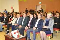 HÜRRIYET GAZETESI - Ayvalık'ta 'Ulusal Değer Zeytinyağı Küresel Hedef Bütün Dünya' Paneli