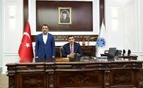 AKILLI BİNA - Bakan Tüfenkci Battalgazi Belediyesi Yeni Hizmet Binasını Gezdi