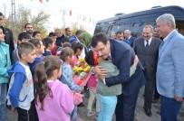 MESLEK EDİNDİRME KURSU - Bakan Tüfenkci 'Yeşilyurt Meslek Ediyor Projesi' Sertifika Törenine Katıldı