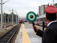 AZERBAYCAN CUMHURBAŞKANI - Bakü-Tiflis-Kars Demiryolu'nda İlk Tren Mersin'e Hesaplanandan 10 Saat Erken Ulaştı