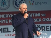 Başbakan Yıldırım Açıklaması '15 Yıldır Hizmet Ederken, Başımıza Da Gelmeyen Kalmadı'