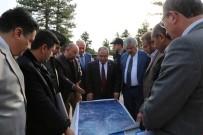 MEHMED ALI SARAOĞLU - Başkan Mehmed Ali Saraoğlu Açıklaması Murat Dağı'ndaki Pistlerimiz Türkiye Ortalamasının Üzerinde
