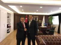 ENERJİ BAKANLIĞI - Başkan Yağcı'nın Ankara Temasları