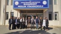 GIZEMLI - Buharkent MYO'da 'İletişim Ustalığı' Zirvesi Düzenlendi