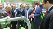 ERSIN YAZıCı - Burhaniye'de 150 Yıllık Zeytinyağı Fabrikası Devlet Desteği İle Yenilendi