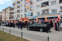 CAMİ İMAMI - Düzgün Marketler 14. Şubesine Dadaşkent'te Açtı