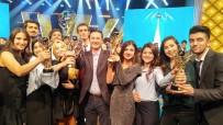 İLETİŞİM FAKÜLTESİ - ERÜ İletişim TRT Ödüllerini Topladı