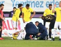 ALPER POTUK - Fenerbahçe'de çifte şok!