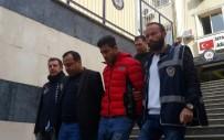 Fransız Turistin Parasını Çalan İranlı Şüphelileri Türk Polisi Yakaladı