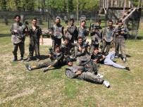 PAİNTBALL - Gençlerin Paintball Tutkusu