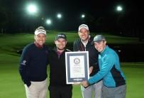 GÜNEY AFRIKA - Golfde Guinness Dünya Rekoru Kırıldı