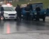 POLİS ARACI - İstanbul'da Şüpheli Araç Alarmı