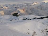 MEHMETÇIK - Kato kahramanları kar, çamur dinlemiyor