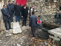 KÖY MUHTARI - Kaymakam Özcan'ın Mahalle Ziyaretleri