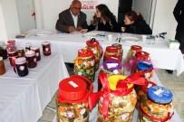 GÖZLEME - Menteşe'de Reçel Ve Turşular Yarıştı