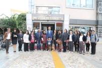 AYRIMCILIK - Mezitli Belediyesi, Hozatlı Kadınları Ağırladı