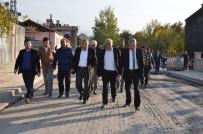 KALİTELİ YAŞAM - Milletvekili Şahin Yeşilyurt'da Çalışmaları İnceledi