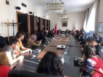 İÇ TÜZÜK - Milletvekili Serdar, 'Geleceği Gençler Üzerine Kuruyoruz'