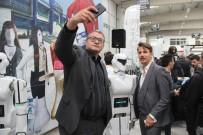 KARATAY ÜNİVERSİTESİ - Milli İnsansı Robot Fabrikası Açıldı