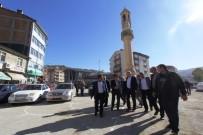 SAKLI CENNET - Muhtarlar Belediye Çalışmalarına Hayran Kaldı