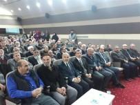 KAPAKLı - 'Müslümanca Düşünme Ve Yaşama Sorumluluğu' Konferansı Yapıldı