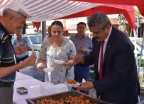 ÖMER KÜÇÜK - Nazilli'de Şehitler İçin Lokma Hayrı Yapıldı