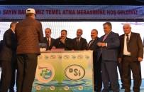 VEYSEL EROĞLU - Orman Ve Su İşleri Bakanı Eroğlu Konya'da 466 Milyon Liralık Tesisin Temelini Attı