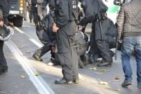 REN VESTFALYA - PKK'lılar, Alman Polisiyle Çatıştı