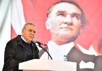 İLLER BANKASı - Prof. Aziz Sancar Ve İhsan Alyanak Gemileri Hizmete Girdi