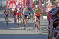 TÜRKIYE BISIKLET FEDERASYONU - Rize'de 1. Çayeli Kriteryum Ödüllü Yol Yarışı Yapıldı