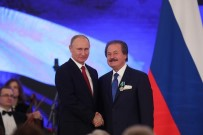 RUSYA FEDERASYONU - Rusya Lideri Putin'den Eski Bakan Çağlar'a Anlamlı Ödül