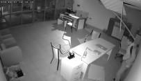 YEŞILDAĞ - Sakar hırsız güvenlik kamerasından yakalandı