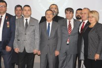 AHMET ATAÇ - Şehit Aileleri Ve Gaziler Eskişehir'de Bir Araya Geldi