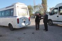 KADIR ŞAHIN - Sungurlu'da Öğrenci Servisleri Denetlendi