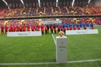 ÖZGÜR YANKAYA - Süper Lig Açıklaması Kayserispor Açıklaması 0 - Trabzonspor Açıklaması 0 (İlk Yarı)