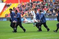 ÖZGÜR YANKAYA - Süper Lig Açıklaması Kayserispor Açıklaması 0 - Trabzonspor Açıklaması 0 (Maç Sonucu)